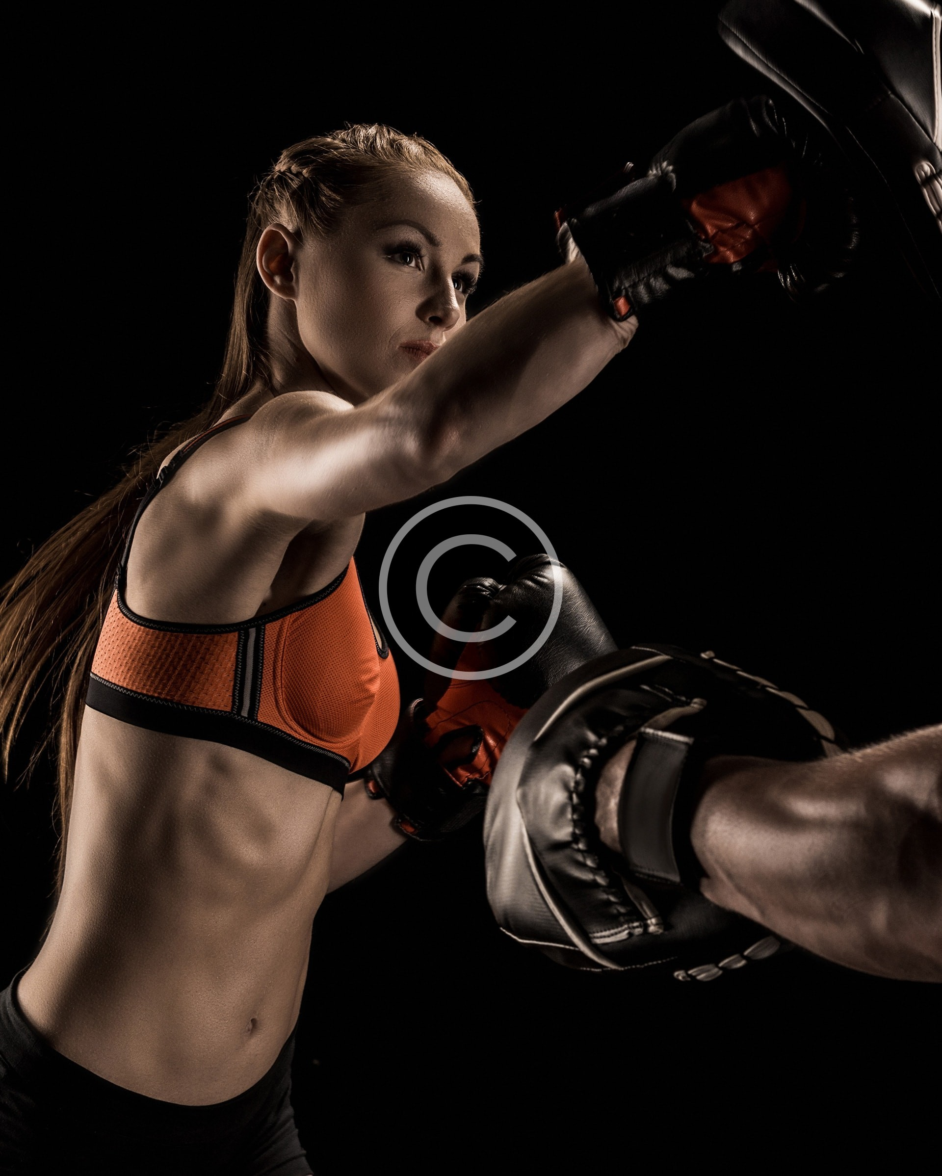 Women`s Boxing